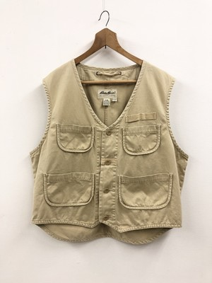 Eddie Bauer Cotton Vest