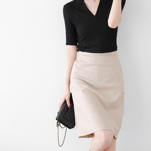 Middle Skirt A-Line T714