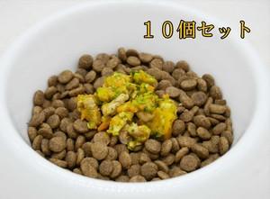 【クール】ポーク&パンプキン 10個セット