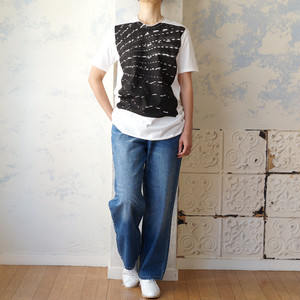 パリの街フォトTシャツ *nude: masahiko maruyama