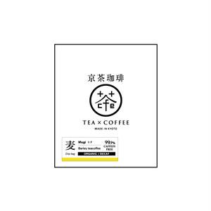【京茶珈琲】有機麦(むぎ)/ドリップバッグ/10g×5袋(1AA210003)