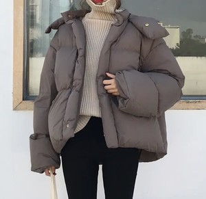 お洒落colorのダウンジャケット♡