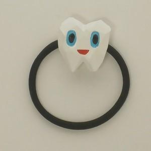 ヘアゴム 歯 hg-013
