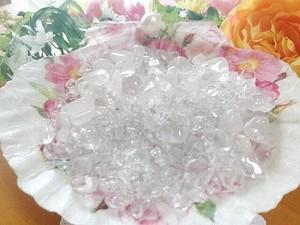 ☆特価☆水晶さざれ ブラジル産  230g