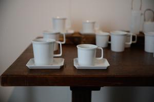 TY Mug Handle White / 1616 arita japan 【写真左】