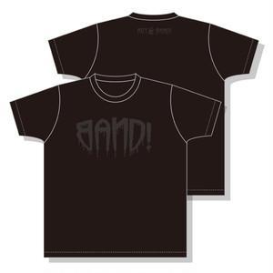 肝試しツアーTシャツ(ブラック)