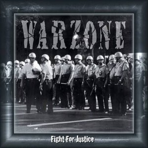 【USED】WARZONE / FIGHT FOR JUSTICE