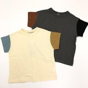 DILASH ディラッシュ クレイジー配色Tシャツ DL21ES002