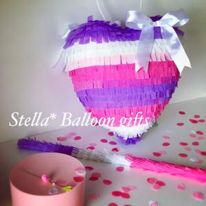 【Stella* style】Princess heart piñata