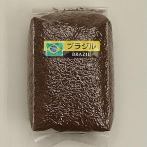 【コーヒー豆定期便】 ブラジル 中挽き 200g