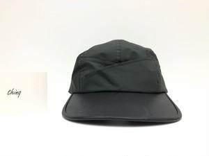 【thinq】Cross-A Jet Cap (black)
