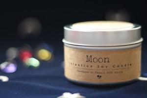 Moon〔月〕 アロハエリクサーキャンドル(メッセージカード付)