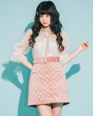 【Lillien Room】Dolly gem Skirt