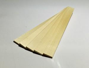 護摩木S(240×25×5)<超仕上げ> 12円/本×1000本