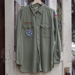 Vintage BSA Shirt / BOY SCOUTS of AMERICA / ボーイスカウト シャツ