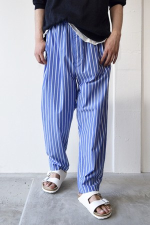 【ORDINARY FITS】 TRAVEL PANTS/OF-P021