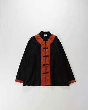 two tone china shirt