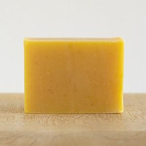 カレンデュラ石鹸 ラベンダーとレモングラスの香り