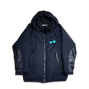 O- SLEEPY PARKA BLACK