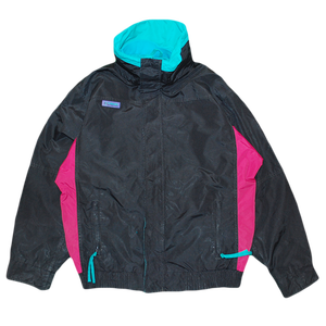 """90s Columbia Bugaboo"" Vintage Nylon Jacket Used"