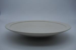 山本亮平 磁器8寸皿2
