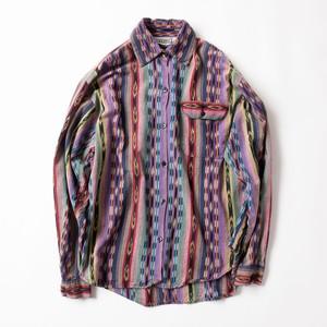 native pattern shirt