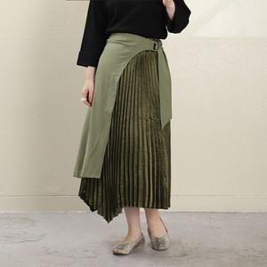 プリーツレイヤードスカート FLC59630