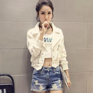 【アウター】スタンドネックファッション韓国系スリムワンピースレトロジャケット27379874