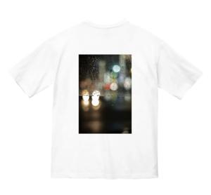 「雨の街」フォトT