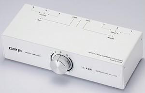 ◆◆ORB(オーブ) LS-X0Ri【XLRコネクタ バランスケーブル 3chラインセレクター(入力3/出力1タイプ)】大変お得な販売価格はお尋ね下さい!≪定価表示≫