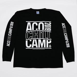 ACC19 TYPO ロングスリーブTシャツ