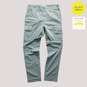 最新作!!BAFU STRETCH CARGO PANTS BW-404 LIGHT KHAKI