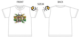 WANTED☆ウォリアーズ Tシャツ