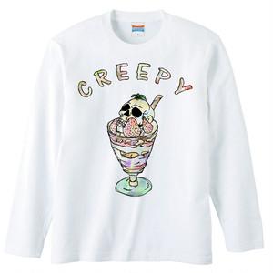 [ロングスリーブTシャツ] Creepy parfait