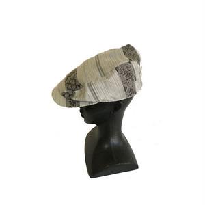 西陣織ハンチング帽HT0025 サイズ M.L