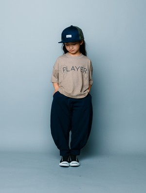 nunuforme ヌヌフォルム PLAYER プリントT col:Beige size:95~115