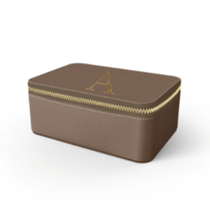 Box Premium Smooth Leather Case (Chocolate)