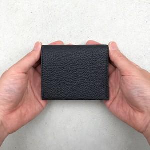 コンパクト二つ折り財布(小銭入れなし)ドイツシュリンク