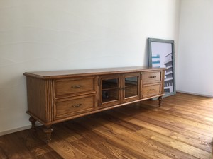 TV BORAD OAK