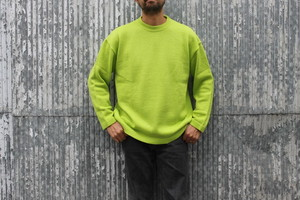 ISLAND KNIT WORKS / LOOSE KNIT IKC-C-019