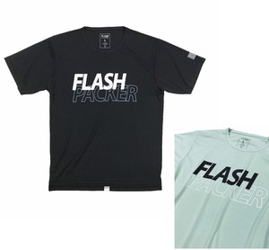 FLASH PACKER ナノ撥水 Tシャツ XNT-FLASH