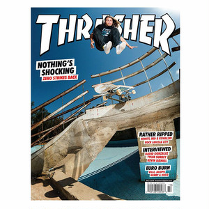 THRASHER MAGAZINE - October 2019. Issue 471