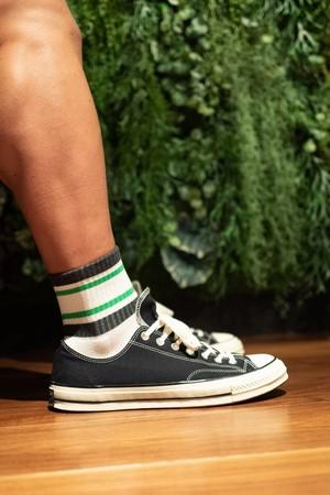 Sports Socks White 2P