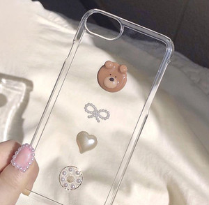 bear parts iphone case ❤︎ ≀ ≀