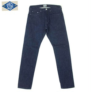 NS001007 STRETCH RED LINE REGULAR STRAIGHT / INDIGO