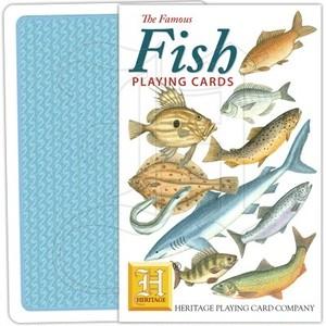 トランプ【魚】Heritage Playing Card Company 90023-P