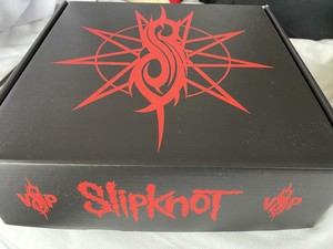 SlipKnoT 2020 European Tour VIP特典 限定BOX
