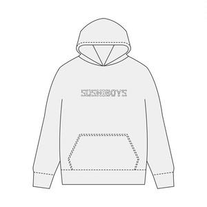 ロゴ hoodie