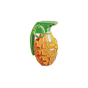 "STUPID KRAP""ORANGE GRENADE"""
