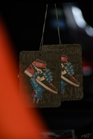 Sole Of The Dead Collab Air Freshener